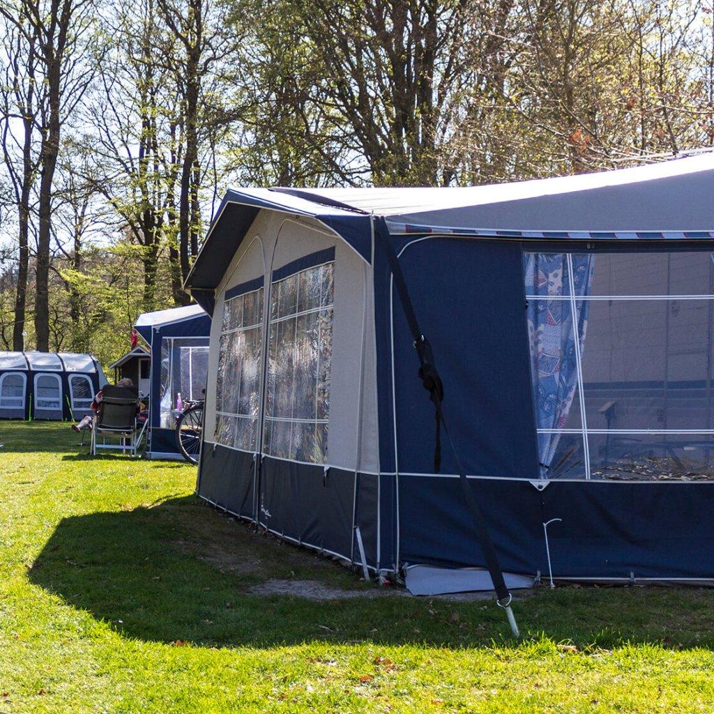 14 dage i egen vogn eller telt